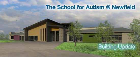 Artists Impression of New Autism Building